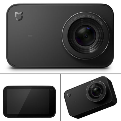 Xiaomi Mijia 4K action camera Мини экшн камера