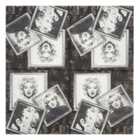 Салфетки для декупажа с изображением Мэрилин Монро