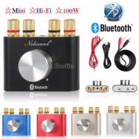 Цифровой аудио усилитель Nobsound F900 Hi-Fi Bluetooth 4.0