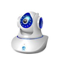 Jooan беспроводная Wi-Fi Ip-камера видеонаблюдения 720 P с функцией ночного видения и с датчиком движения