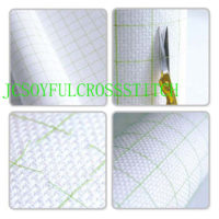 Канва ткань с разметкой для вышивки крестом 14ct (50х50 / 100х150 / 200х150 см)