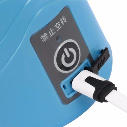 Портативный USB блендер для приготовления смузи