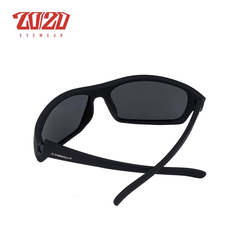 Мужские солнцезащитные поляризованные очки с пластиковой оправой для  вождения ... 3c43cbcdd5a