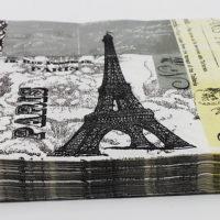 Салфетки для декупажа с изображением Эйфелевой башни (Париж)