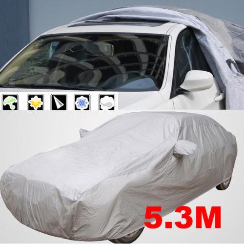Водонепроницаемый универсальный чехол для автомобилей для защиты от снега, наледи