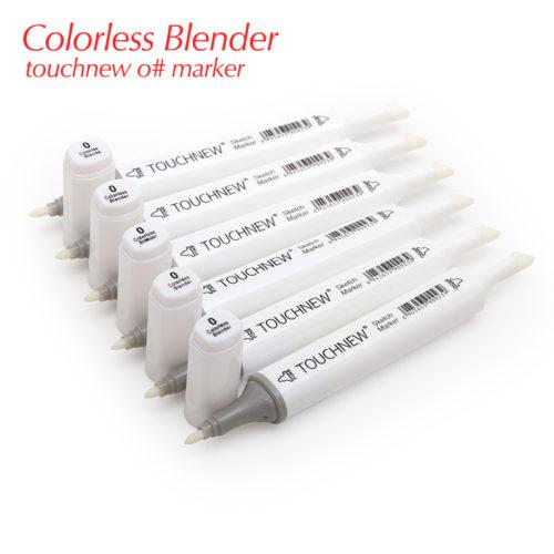 Touchnew бесцветный блендер маркер