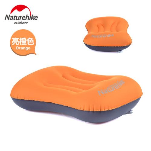 Надувная походная подушка NatureHike