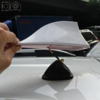 Антенна акулий плавник на крышу автомобиля
