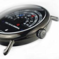 Мужские наручные кварцевые часы Tomoro с необычным дизайном