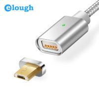 Elough e04 Магнитный Micro USB кабель провод для быстрой зарядки смартфонов