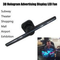 Светодиодный голографический 3D проектор для рекламы