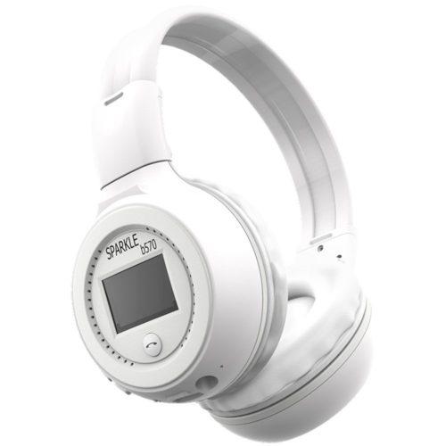 ZEALOT SPARKLE B570 беспроводные стерео HiFi Bluetooth наушники