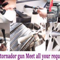 Аппарат для химчистки Tornador Z020