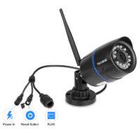 Techege беспроводная водонепроницаемая Wi-Fi Ip-камера видеонаблюдения 720/960/1080 P с функцией ночного видения