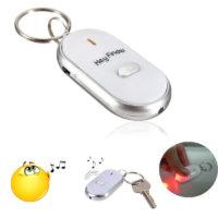 Звуковой брелок локатор с откликом для поиска ключей key finder
