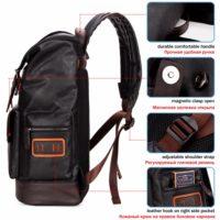 Подборка рюкзаков для путешествий на Алиэкспресс - место 4 - фото 4