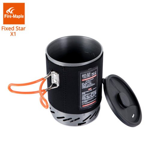 Fire-Maple X1 Система горелка для приготовления пищи в походе