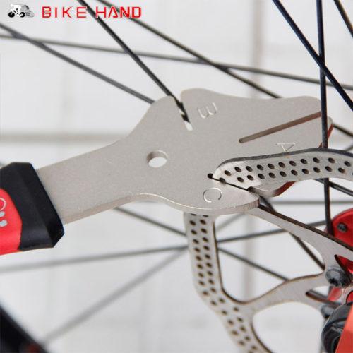 Ключ для выравнивания ротора велосипеда