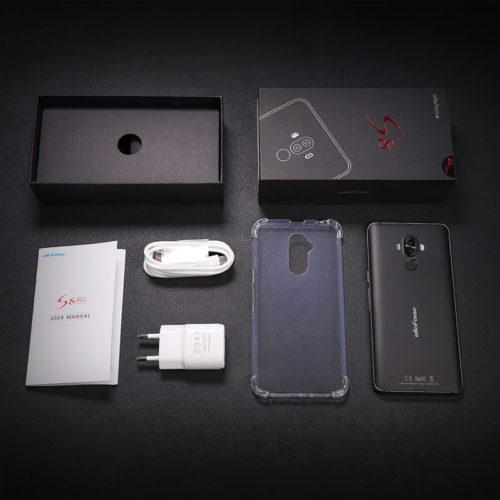 Смартфон мобильный телефон Ulefone S8 Pro 13MP 5.3″ 3000 мАч со сканером отпечатков пальцев
