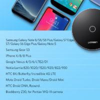 Подборка беспроводных зарядок для Samsung и iPhone на Алиэкспресс - место 9 - фото 4