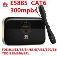 Huawei e5885 mobile wifi pro карманный роутер