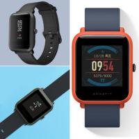 Xiaomi Amazfit Bip водонепроницаемые умные смарт-часы GPS трекер