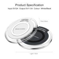 Подборка беспроводных зарядок для Samsung и iPhone на Алиэкспресс - место 3 - фото 4