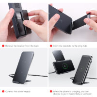 Подборка беспроводных зарядок для Samsung и iPhone на Алиэкспресс - место 8 - фото 2