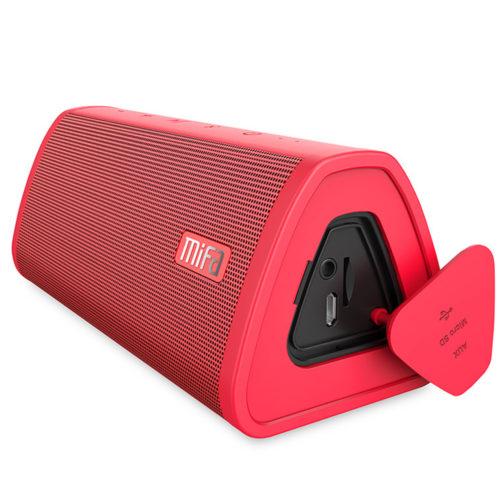 Портативная беспроводная Bluetooth колонка динамик Mifa A10