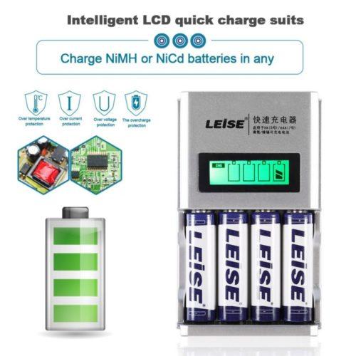 Leise 903 Зарядное устройство для аккумуляторных батареек