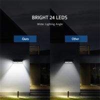 Уличные светильники на солнечных батареях с Алиэкспресс - место 10 - фото 4