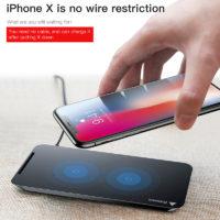 Подборка беспроводных зарядок для Samsung и iPhone на Алиэкспресс - место 8 - фото 5