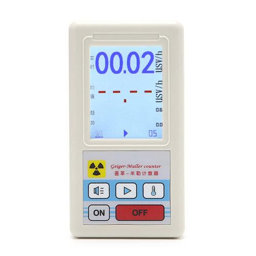 Бытовой дозиметр радиации