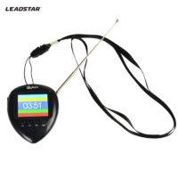 LEADSTAR портативный карманный телевизор 1.8″ с FM Радио и часами