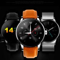 Smarcent k88h наручные Bluetooth смарт часы с функцией мониторинга пульса и шагомера