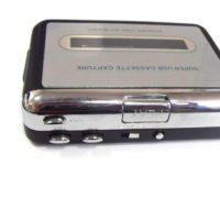 Плеер для оцифровки аудиокассет с выходом USB