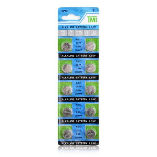 Батарейки таблетки LR44 (10 шт)