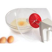 Защитная силиконовая крышка от брызг для сковороды, мисок