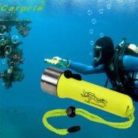 CREE xm-l светодиодный подводный фонарь для дайвинга 1200lm