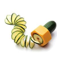 Нож терка аппарат для спиральной нарезки овощей