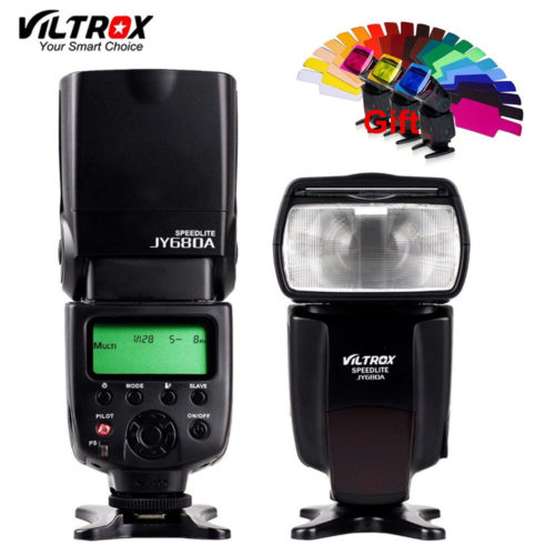 Viltrox jy-680a Универсальная вспышка