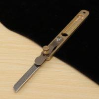 Латунный канцелярский нож