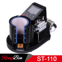 ST-110 Машинка-принтер-станок для печати рисунков на кружках