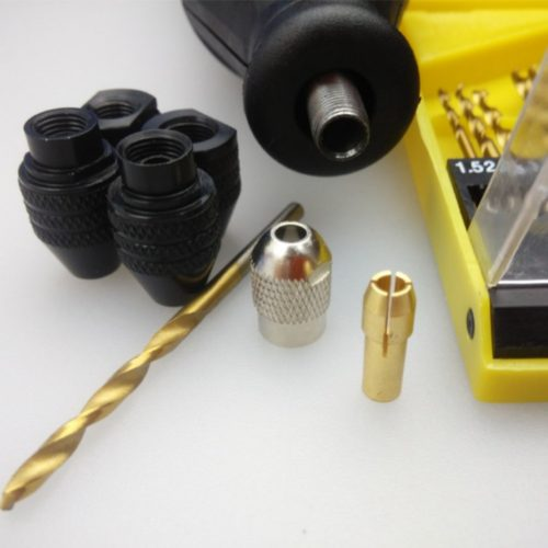 Кулачковый патрон M8 для дремеля и дремелеобразных граверов