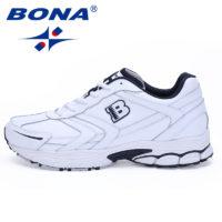 BONA мужские спортивные классические кроссовки на шнуровке для бега