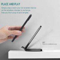 Подборка беспроводных зарядок для Samsung и iPhone на Алиэкспресс - место 1 - фото 3