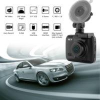 Azdome Gs63h автомобильный 4K видеорегистратор с Wi-fi, функцией ночного видения, GPS