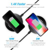 Подборка беспроводных зарядок для Samsung и iPhone на Алиэкспресс - место 9 - фото 5