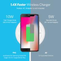 Подборка беспроводных зарядок для Samsung и iPhone на Алиэкспресс - место 6 - фото 6
