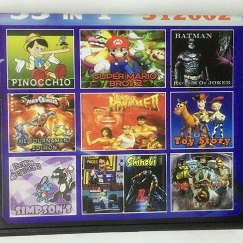 Игровая консоль приставка 16 бит Sega